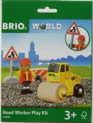 BRIO 33899 Road Worker Play Kit